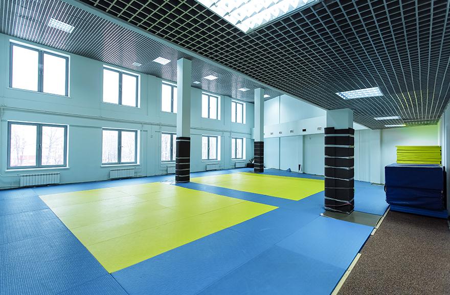 Центр дзюдо площадью 800 квадратных метров открыли в Челябинске