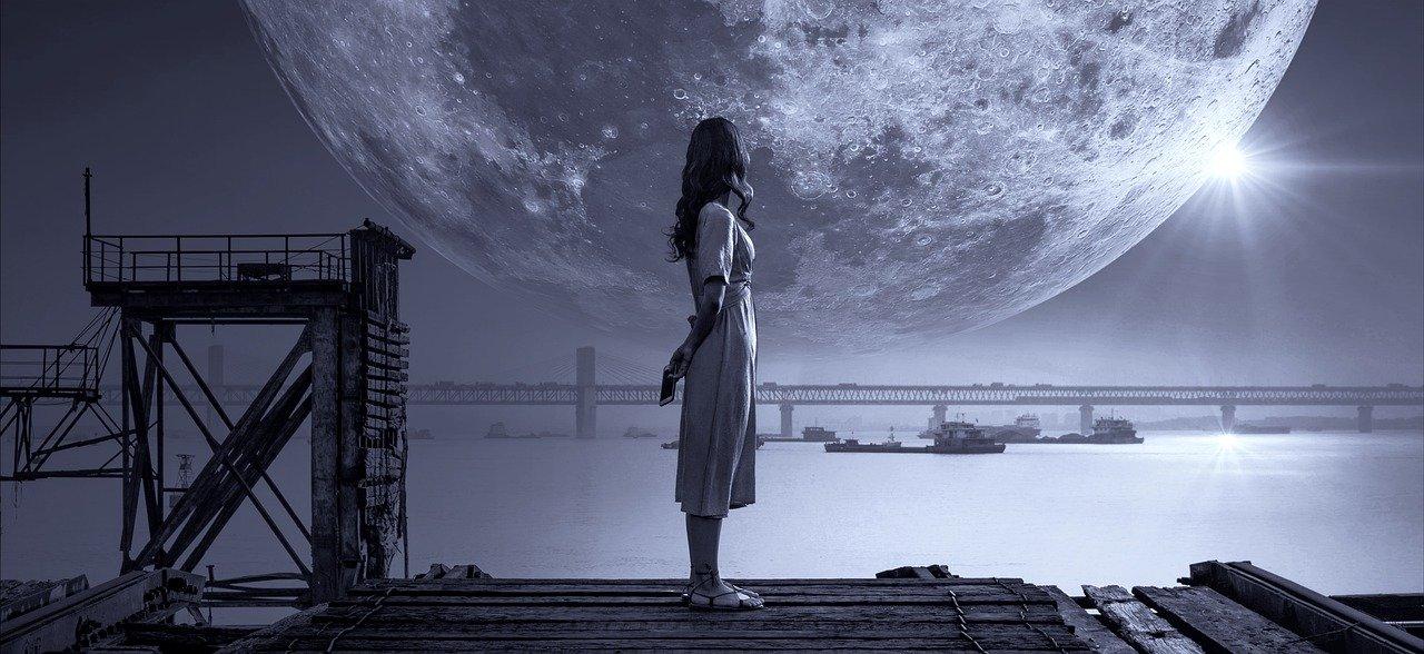 Полнолуние в феврале 2021: что предвещает Снежная Луна?