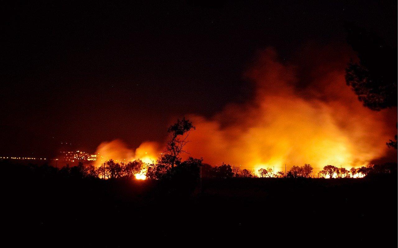 Аномальная погода: ранние лесные пожары угрожают Челябинской области
