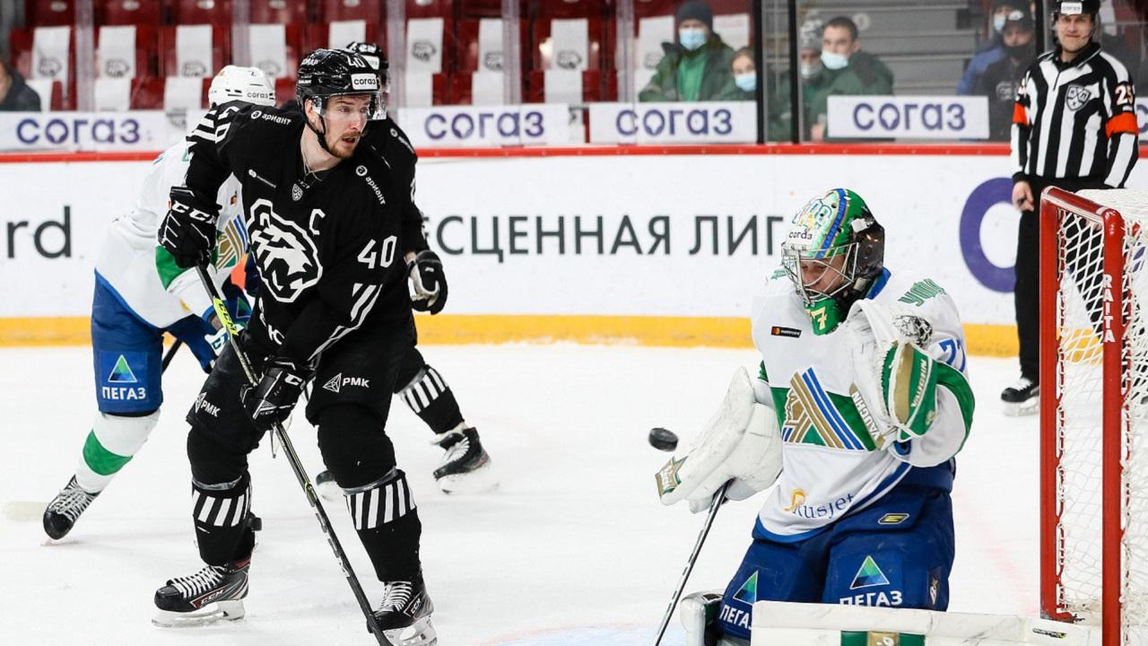 «Трактор» vs «Салават Юлаев»: нас ждет сложная битва