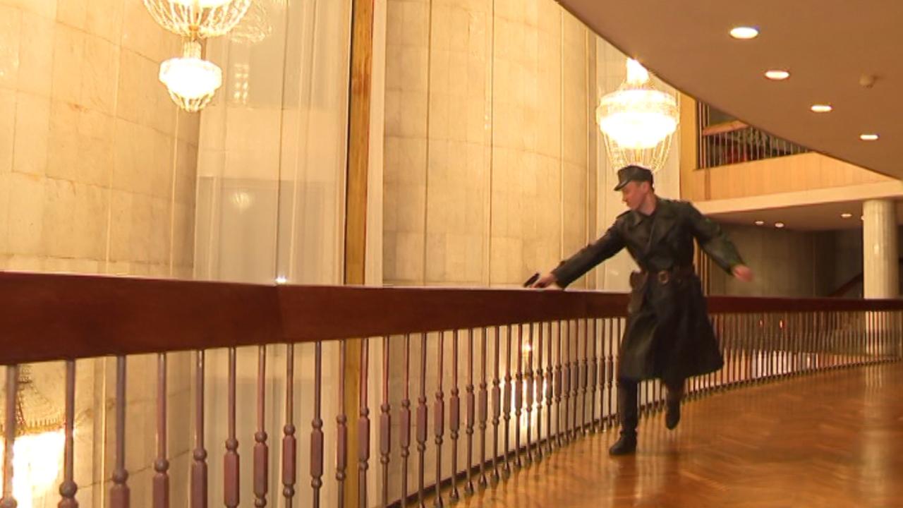 Лабиринты искусства: спектакль-экскурсию устроили в Челябинске