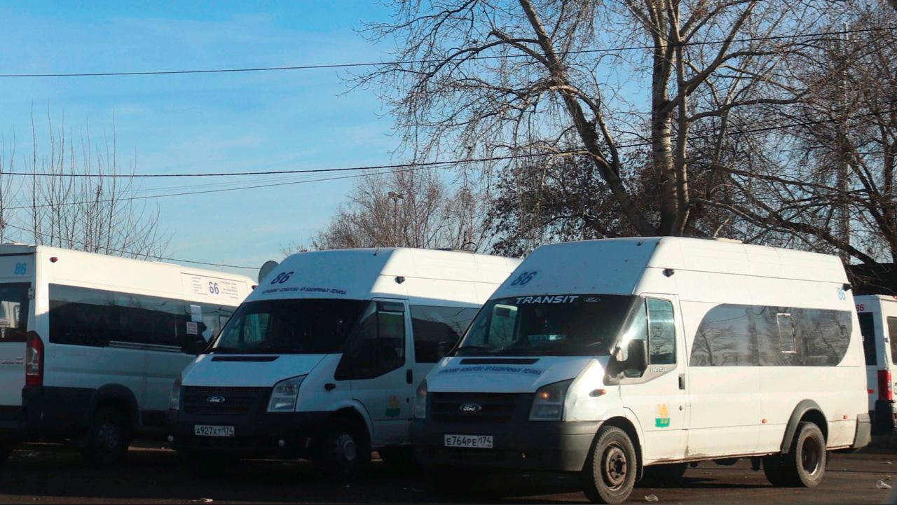 Маршрутки Челябинска поднимают цены: где подорожает проезд