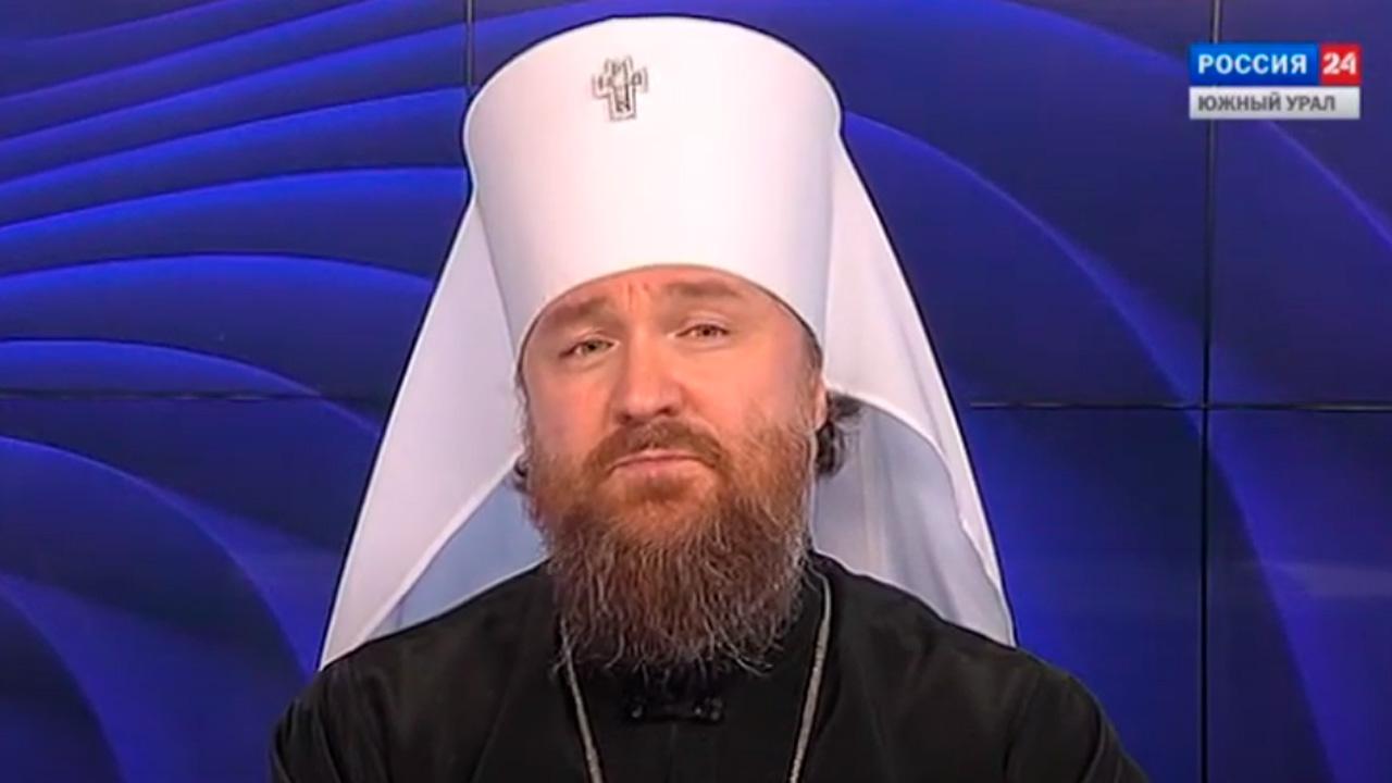 """Митрополит Григорий: """"Нет такой слезы, которую Господь не мог бы отереть"""""""