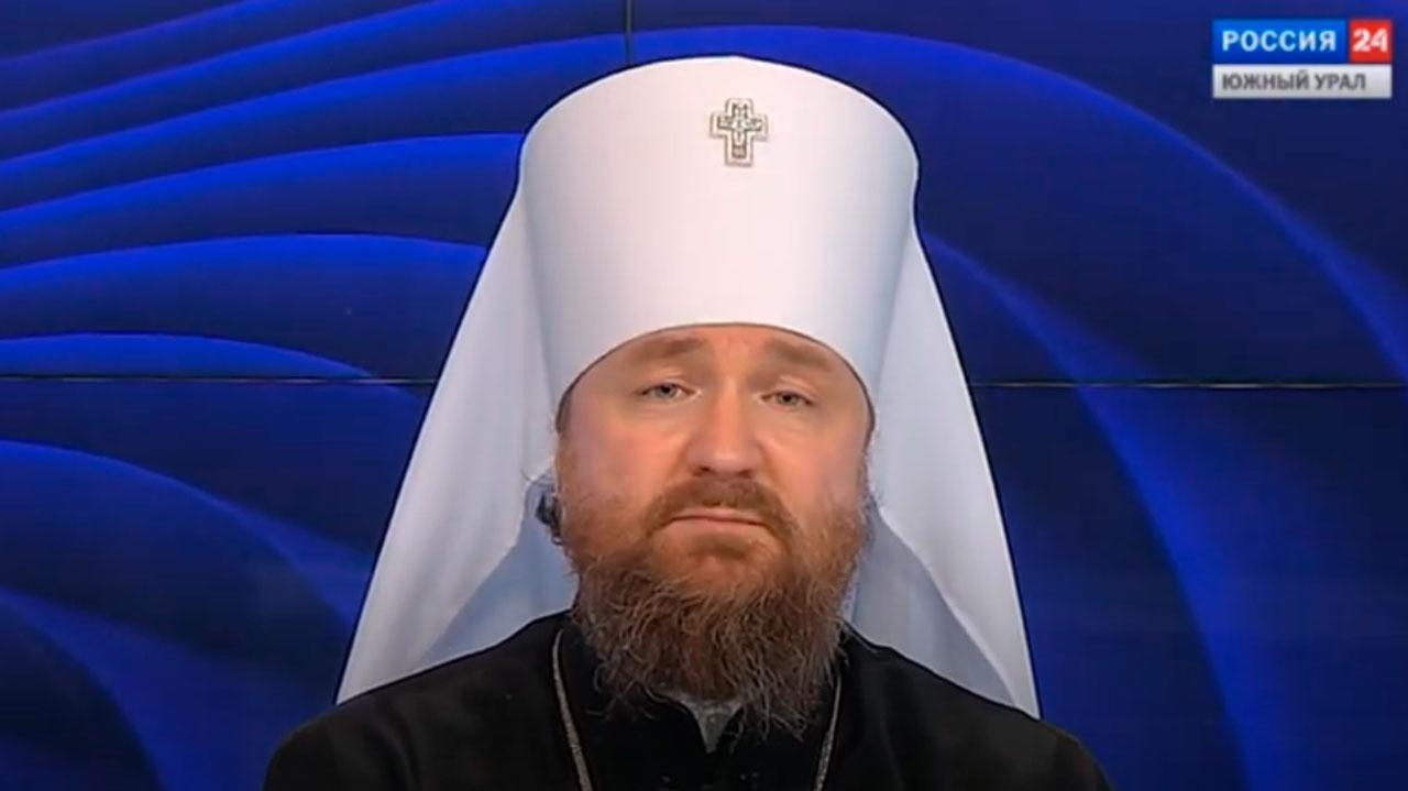 """Митрополит Григорий: """"Христос на самом деле Сам ищет нашего спасения"""""""