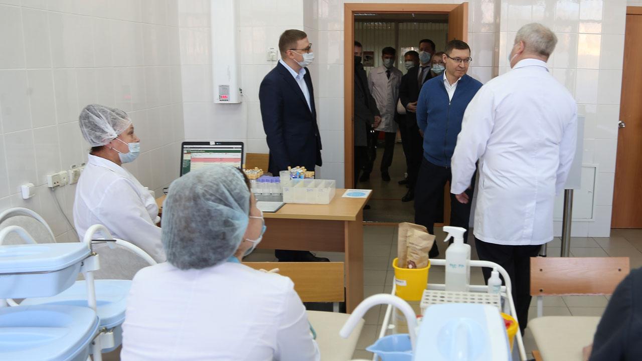 В Челябинской области появится еще один инфекционный госпиталь