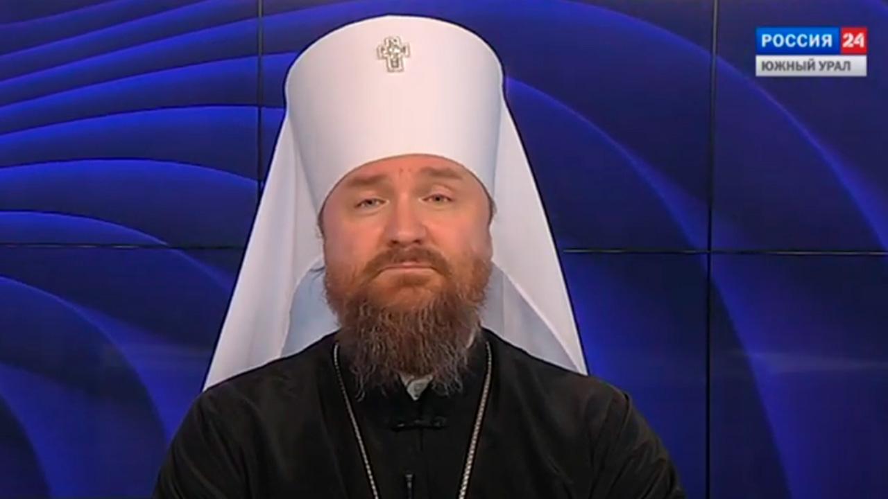 Митрополит Григорий: «Кто себя смиряет, того Господь возносит»