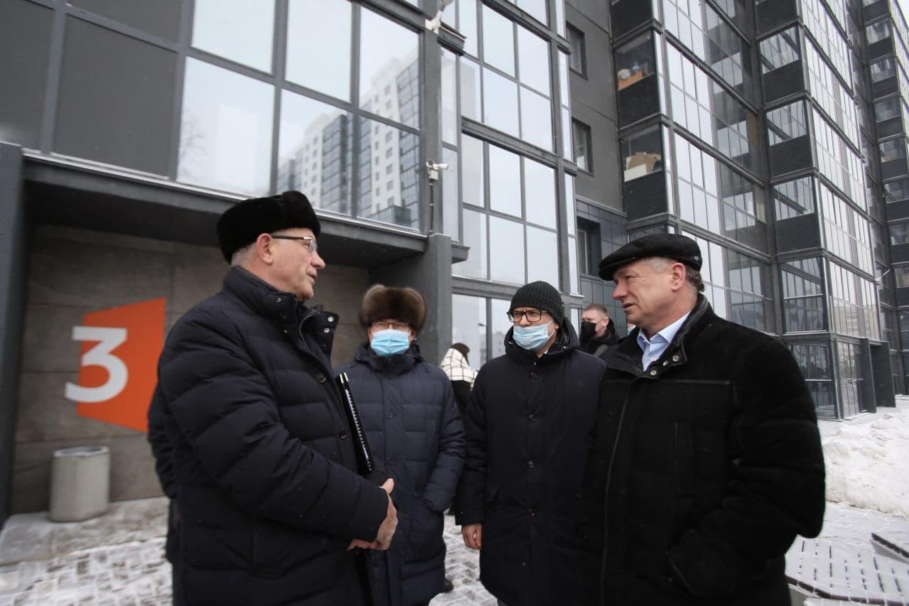 Вице-премьер Хуснуллин посетил Южный Урал: что удивило чиновника