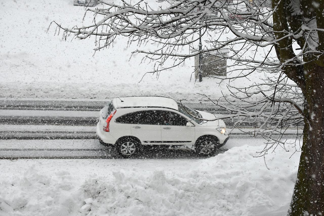 В Челябинской области ожидается снегопад и сильный ветер