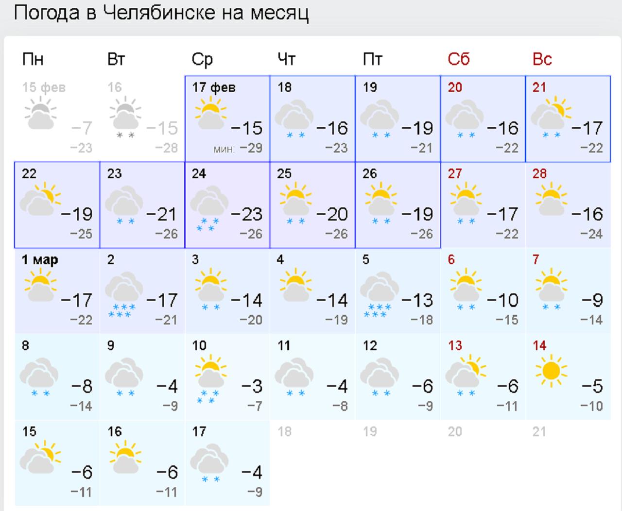Опасная погода: снежный шторм и морозы ударят по Уралу