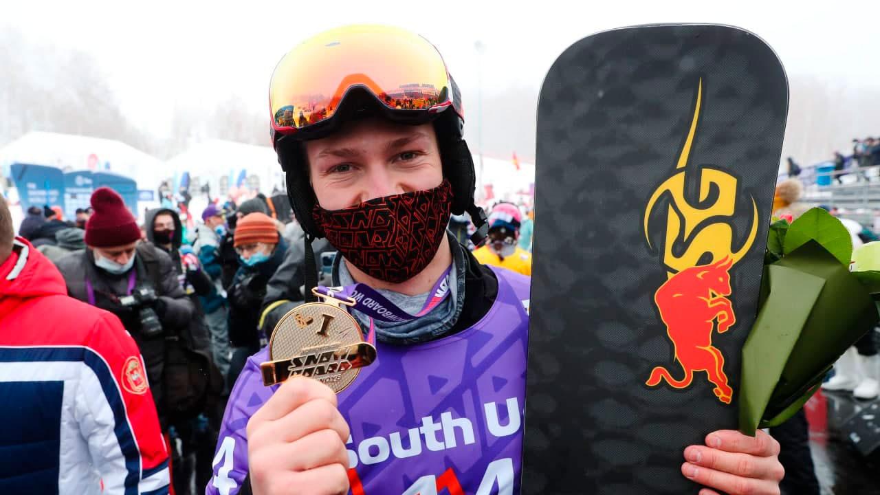 Первые медали: как в Челябинской области стартовал Кубок мира по сноуборду