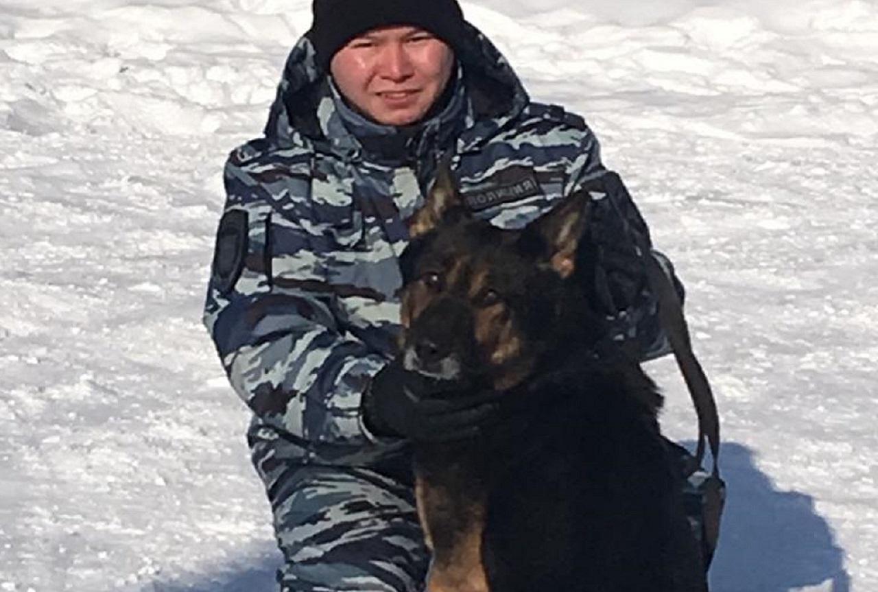 Пес-детектив: собака раскрыла кражу в Челябинской области