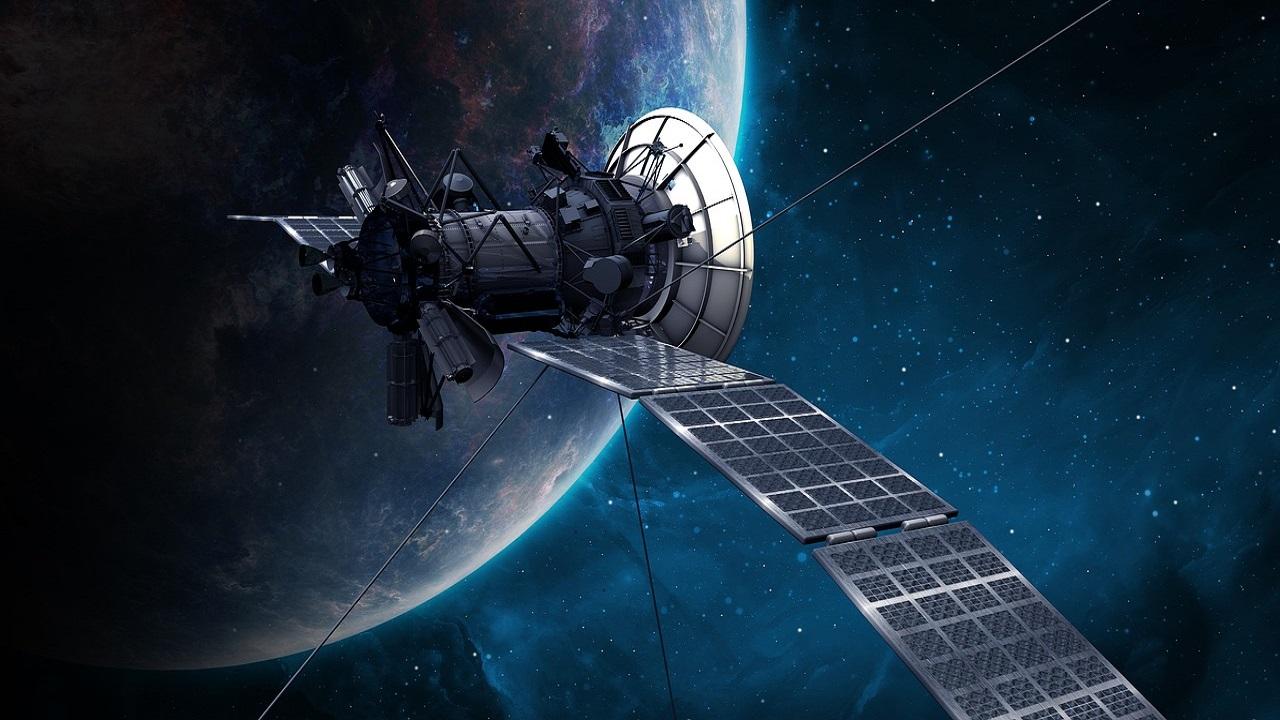 На Землю упадет спутник весом в 2 тонны