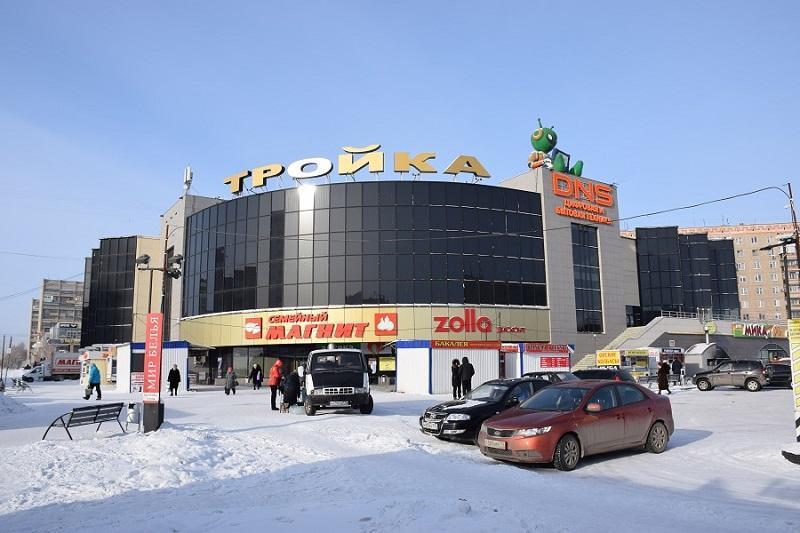 Конструкция не выдержала: обрушение в торговом центре «Тройка» в Магнитогорске