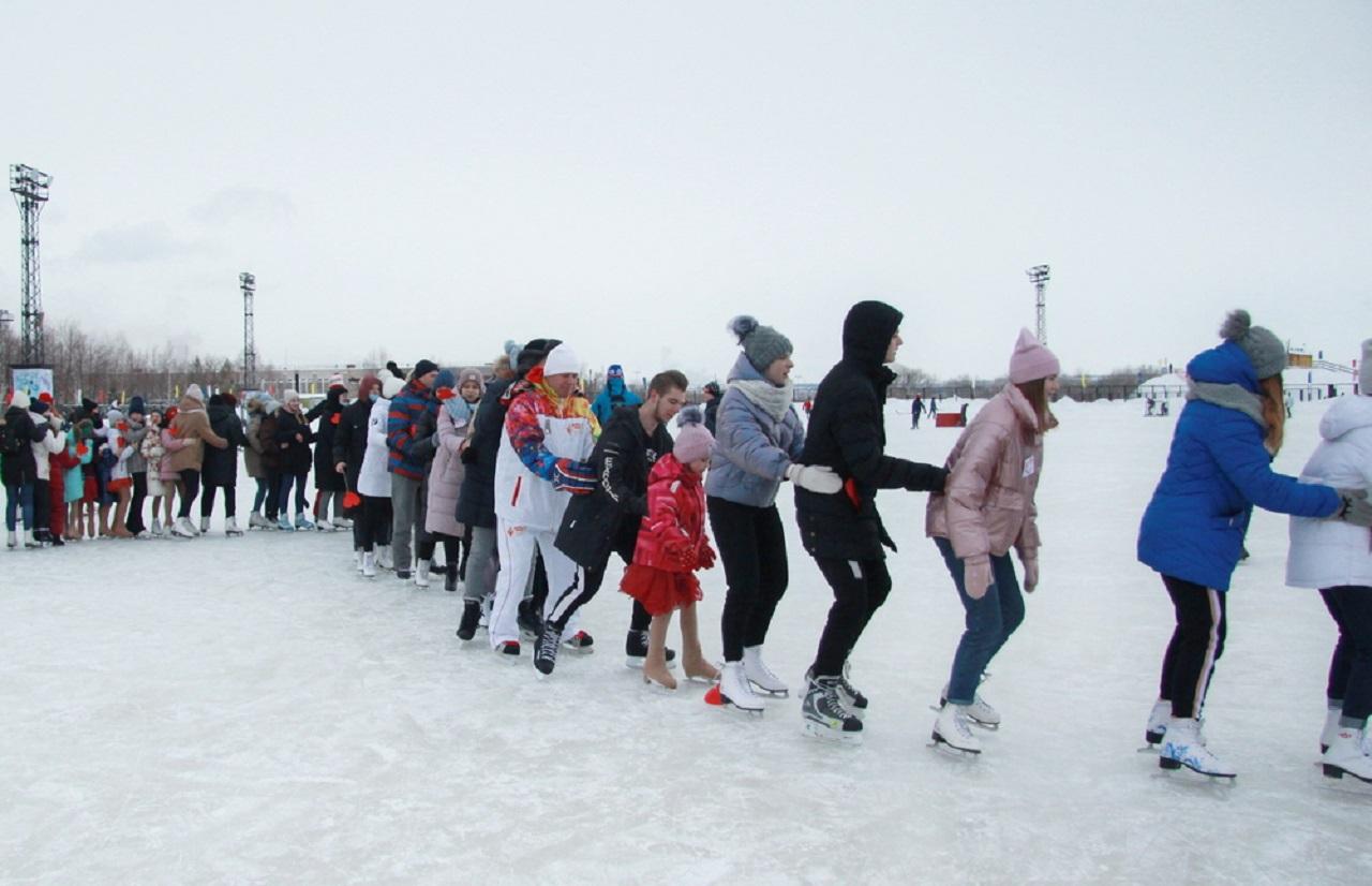 Валентинка размером с город: необычный флешмоб устроили на Южном Урале