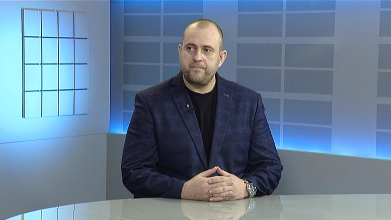"""Александр Исаев: """"Жители Челябинска достойны лучшего транспорта"""""""