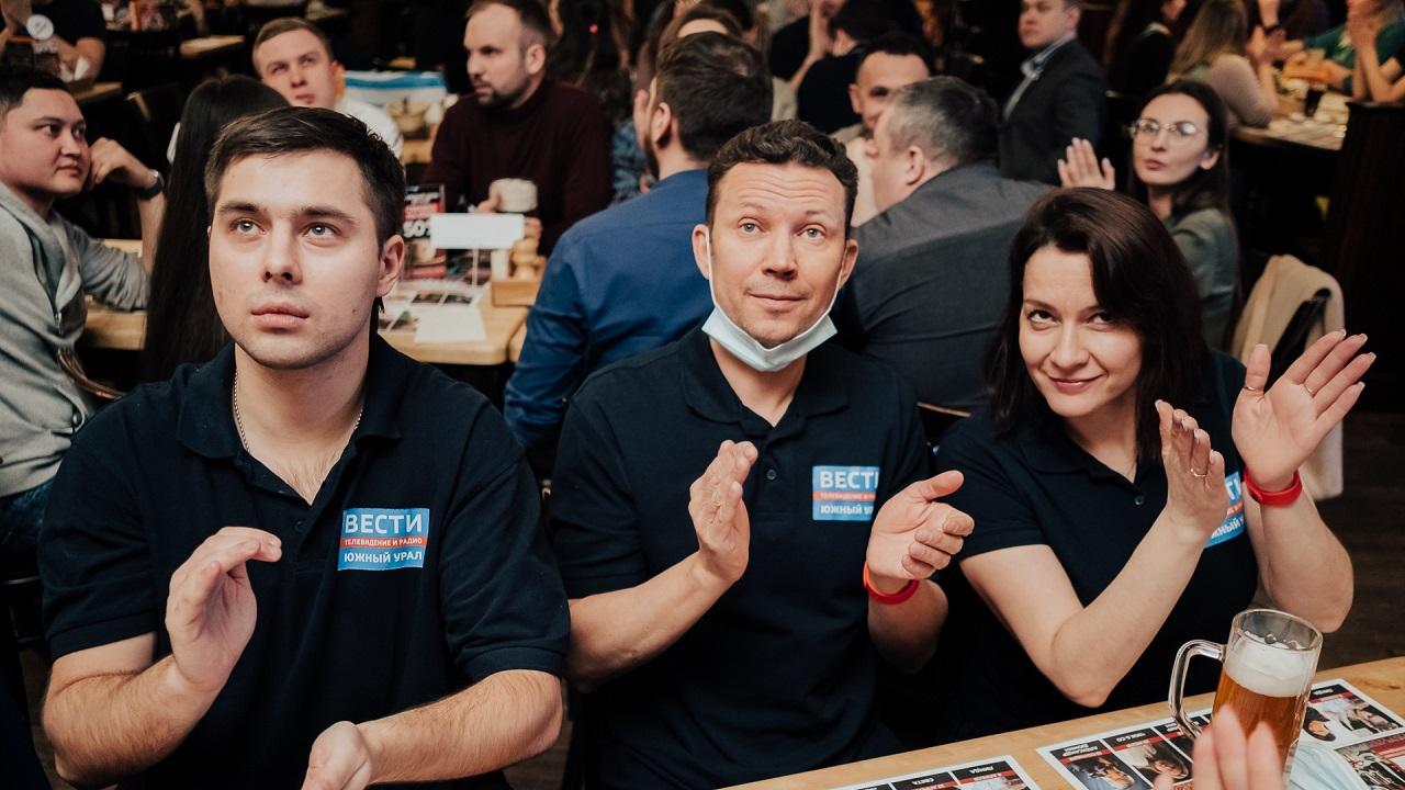 Интеллектуальная битва: в Челябинске стартовал новый сезон Корпоративной лиги «Мозгобойни»
