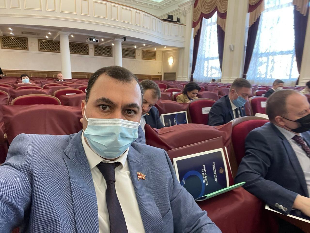 Депутат Заксобрания Аракелян задержан силовиками: подробности