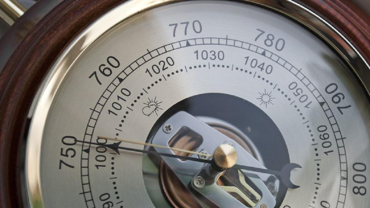 Атмосферное давление взлетело в Челябинской области