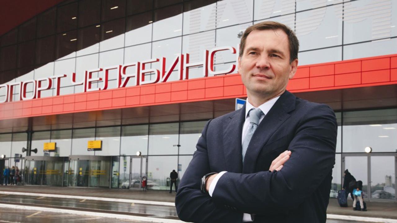 Задержан директор: в аэропорт Челябинска нагрянули силовики