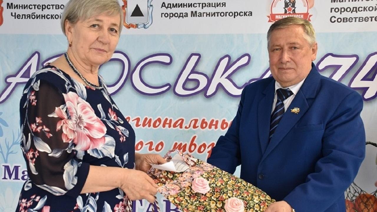 Сумки из шерсти и газет: в Челябинской области выбрали лучшую авоську