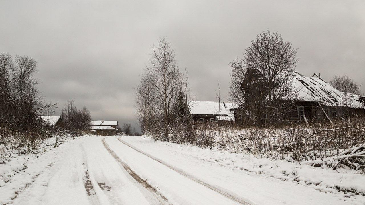 Отшельник: на Южном Урале нашли заброшенный хутор с единственным жителем