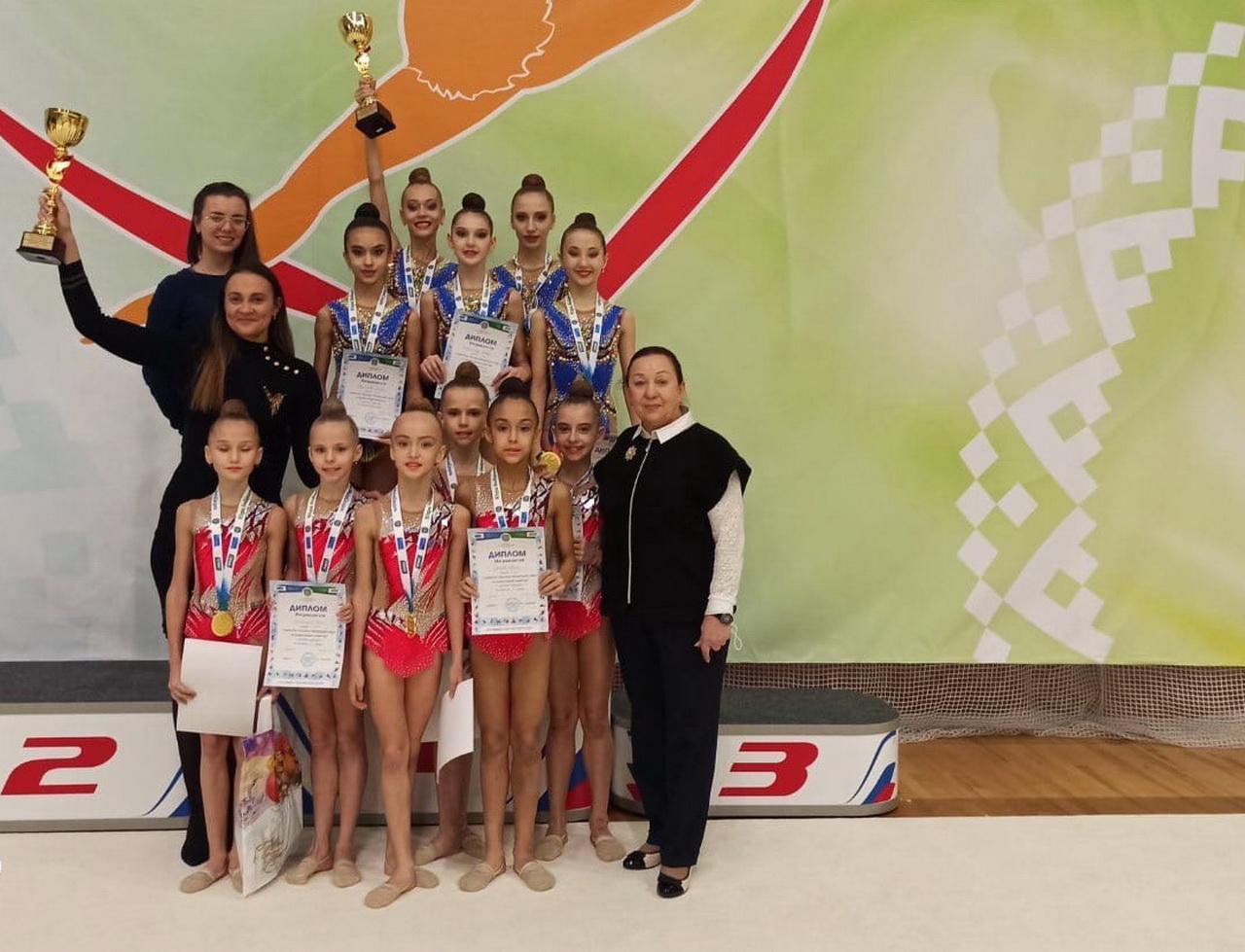 Уральские самоцветы: в Челябинске стартуют всероссийские соревнования по художественной гимнастике