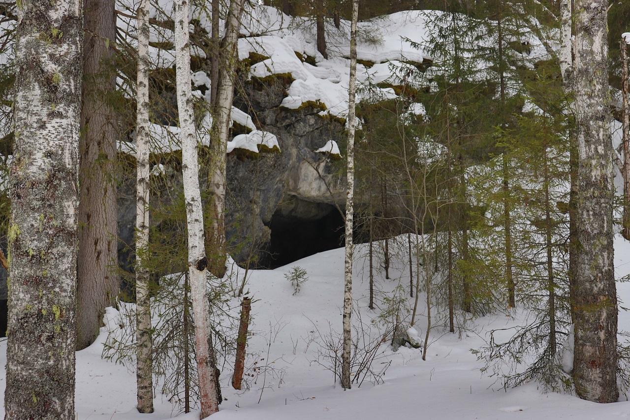 Пещерная страна: сказочный грот оттаял на Южном Урале