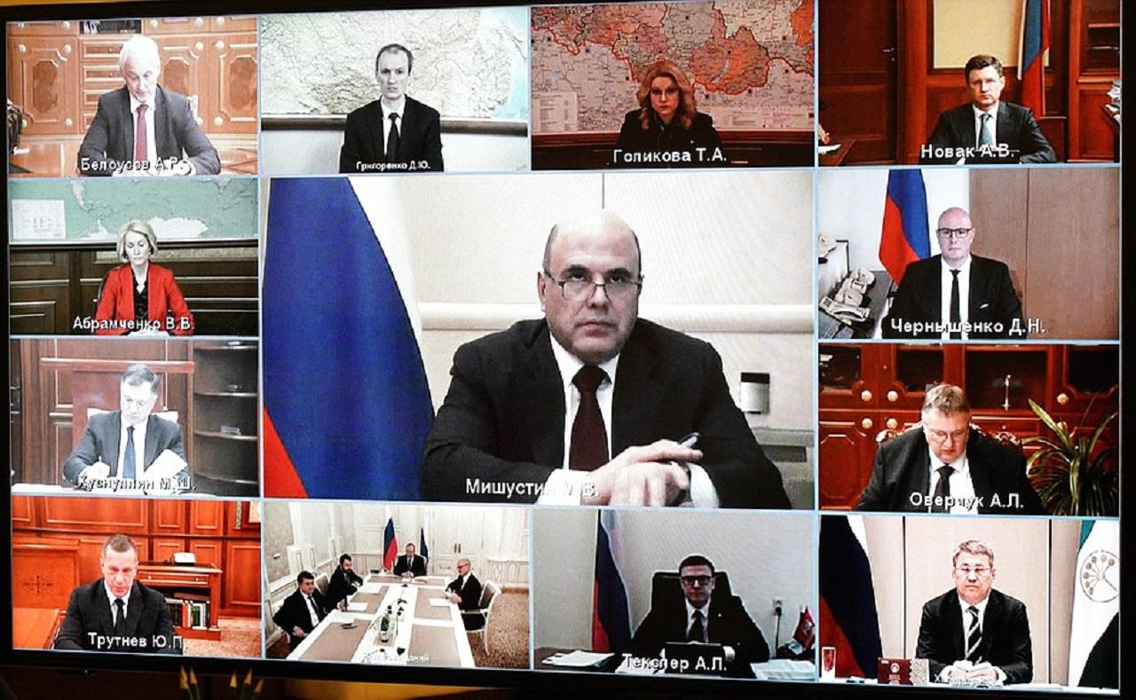 Губернатор Текслер представил Президенту Путину идеи по развитию регионов
