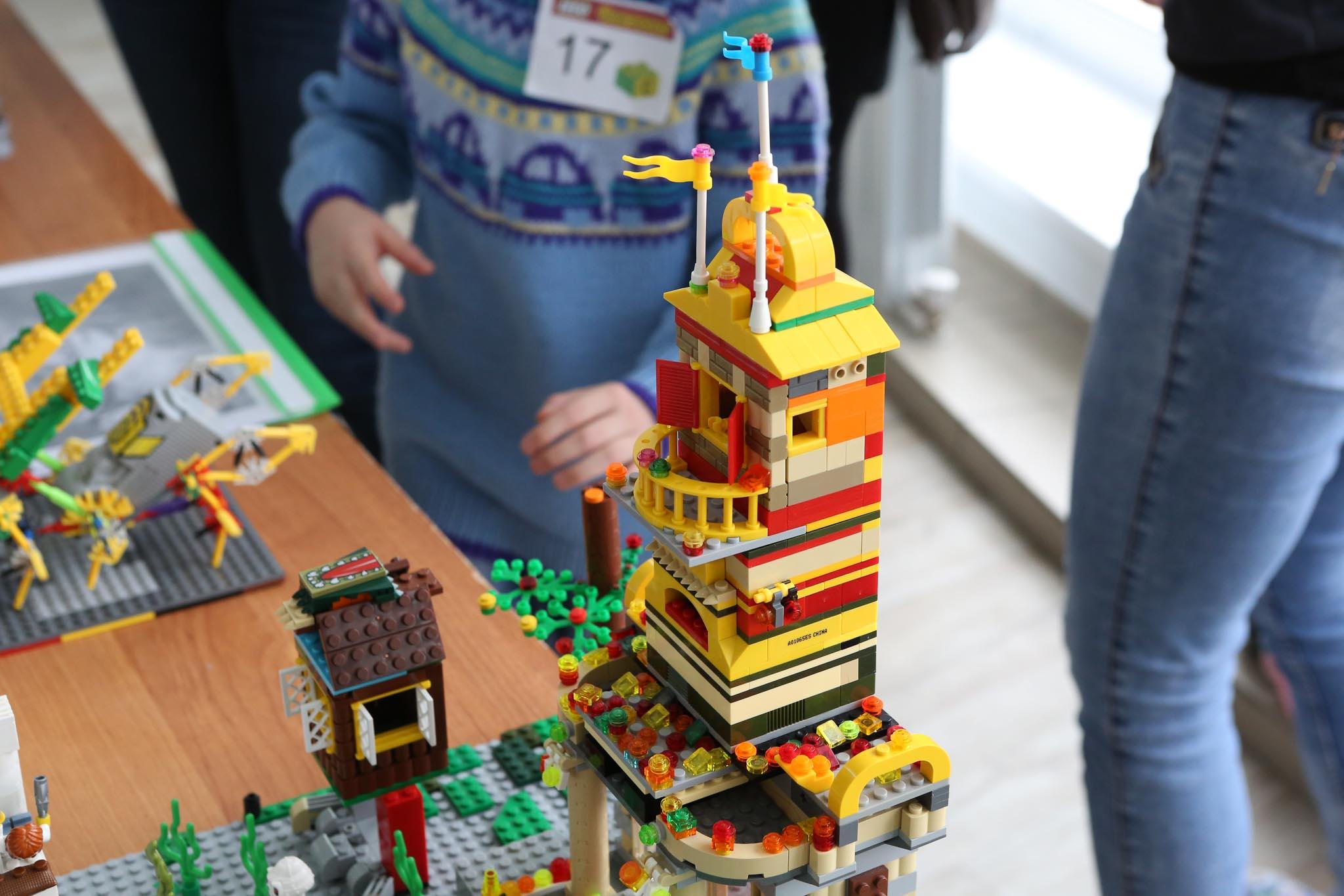 От детского конструктора к робототехнике: в Челябинске пройдет этап международных соревнований по Lego