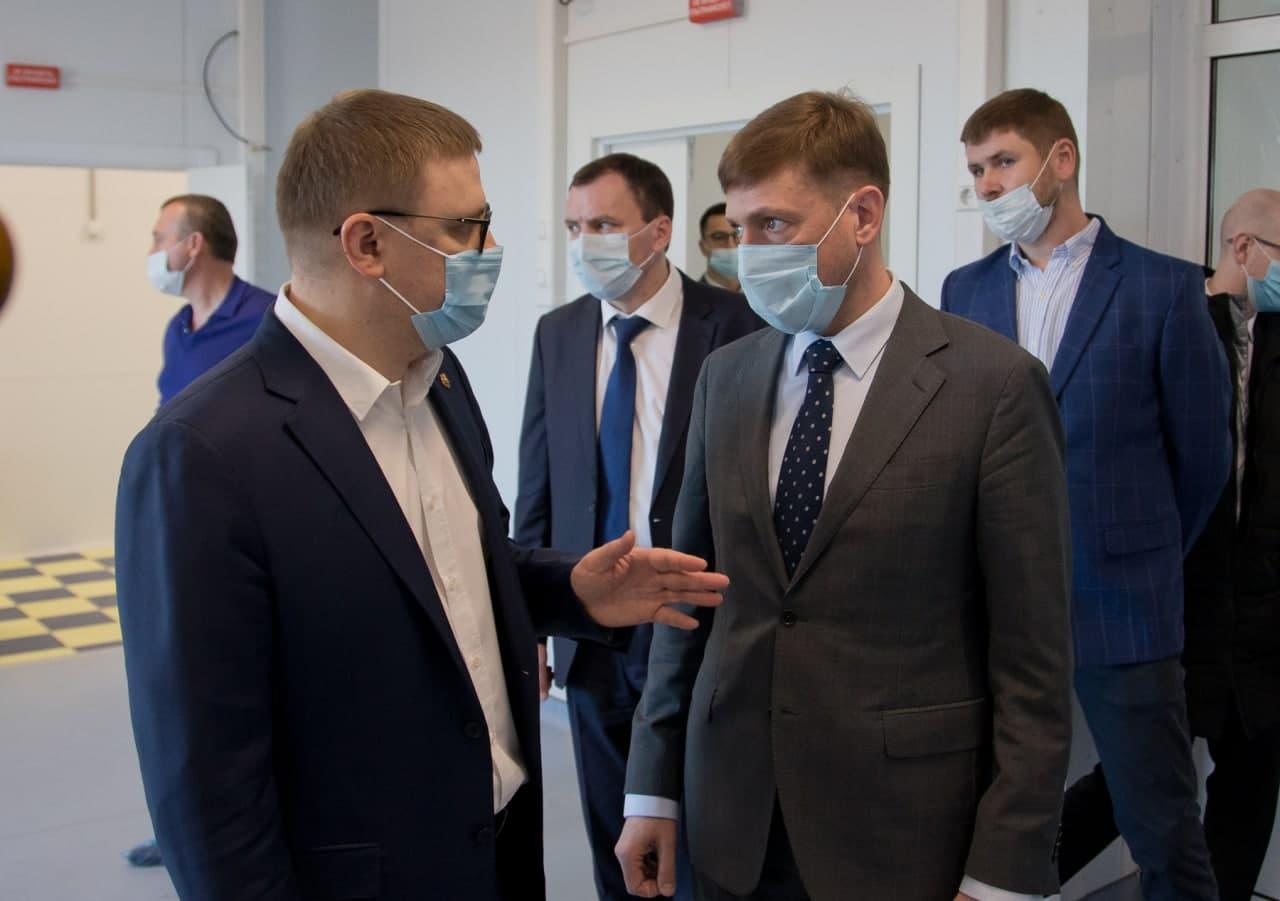 """Челябинская """"Коммунарка"""": новую инфекционную больницу расширят"""