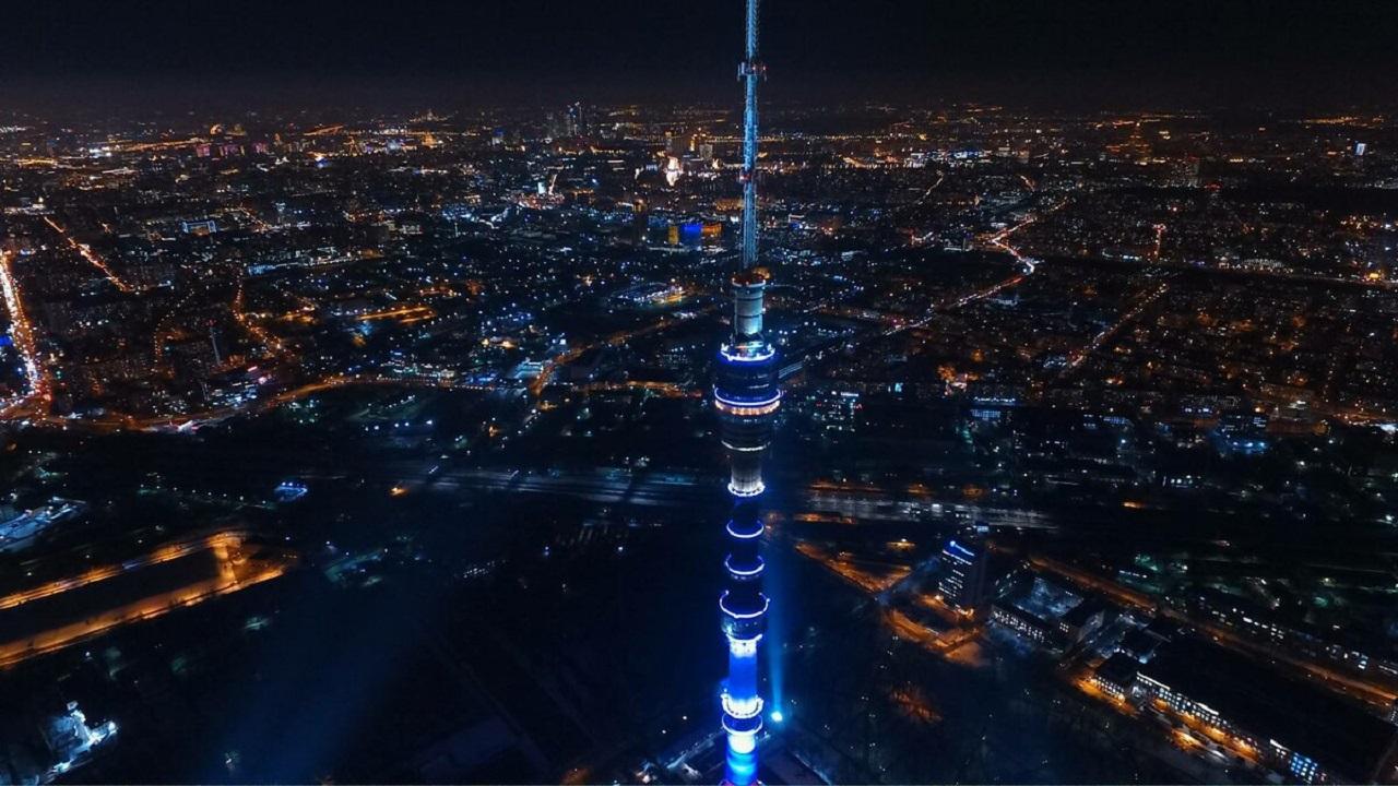 Час Земли: в Челябинске отключат подсветку телебашни