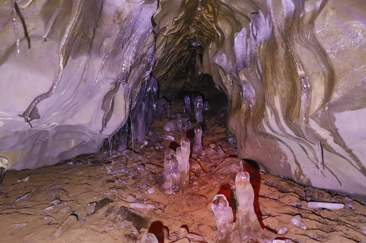В Челябинской области нашли следы ледникового периода