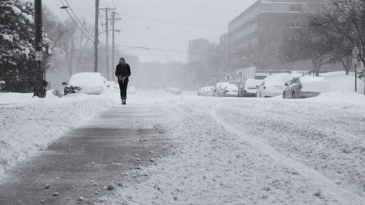 Экстренное предупреждение: в Челябинской области ожидается снежная буря