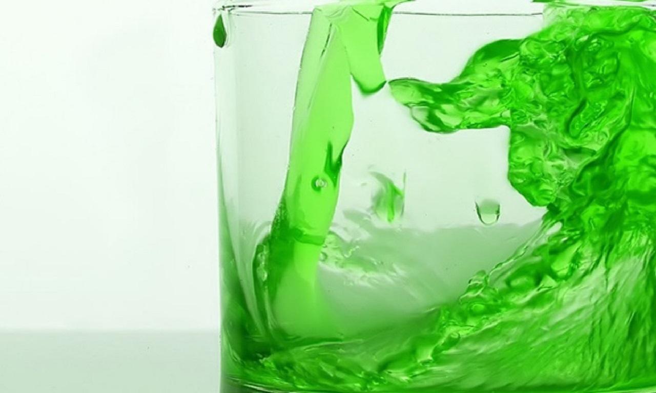 Зеленая вода пойдет из кранов в Челябинске