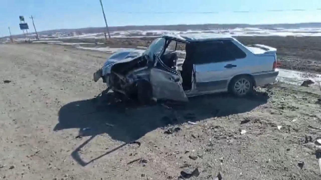 Хотела проскочить: жительница Челябинской области устроила серьезное ДТП ВИДЕО