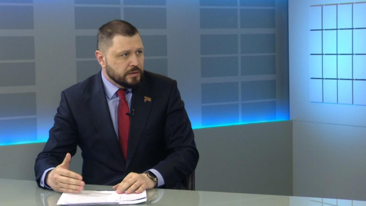 """Игорь Егоров: """"В законопроекте о комплексном развитии территорий отсутствуют гарантии для граждан"""""""