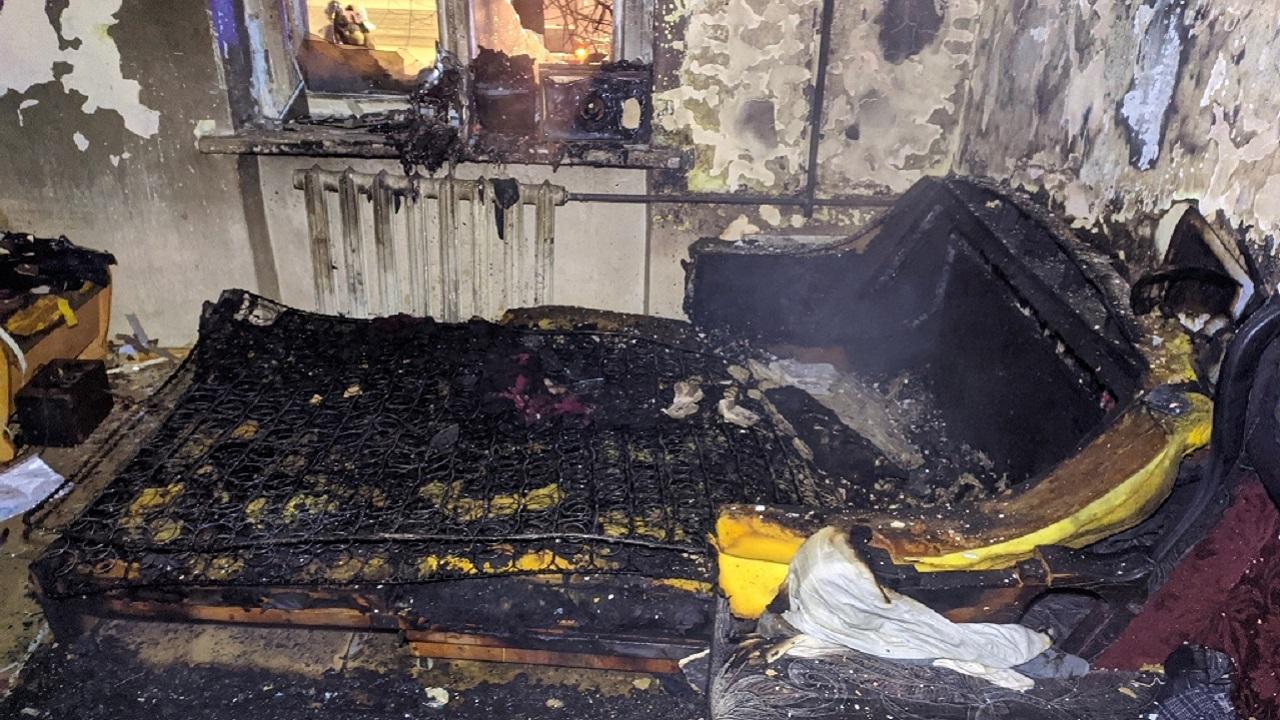 Дым столбом: в огненной ловушке на Южном Урале оказались 7 человек