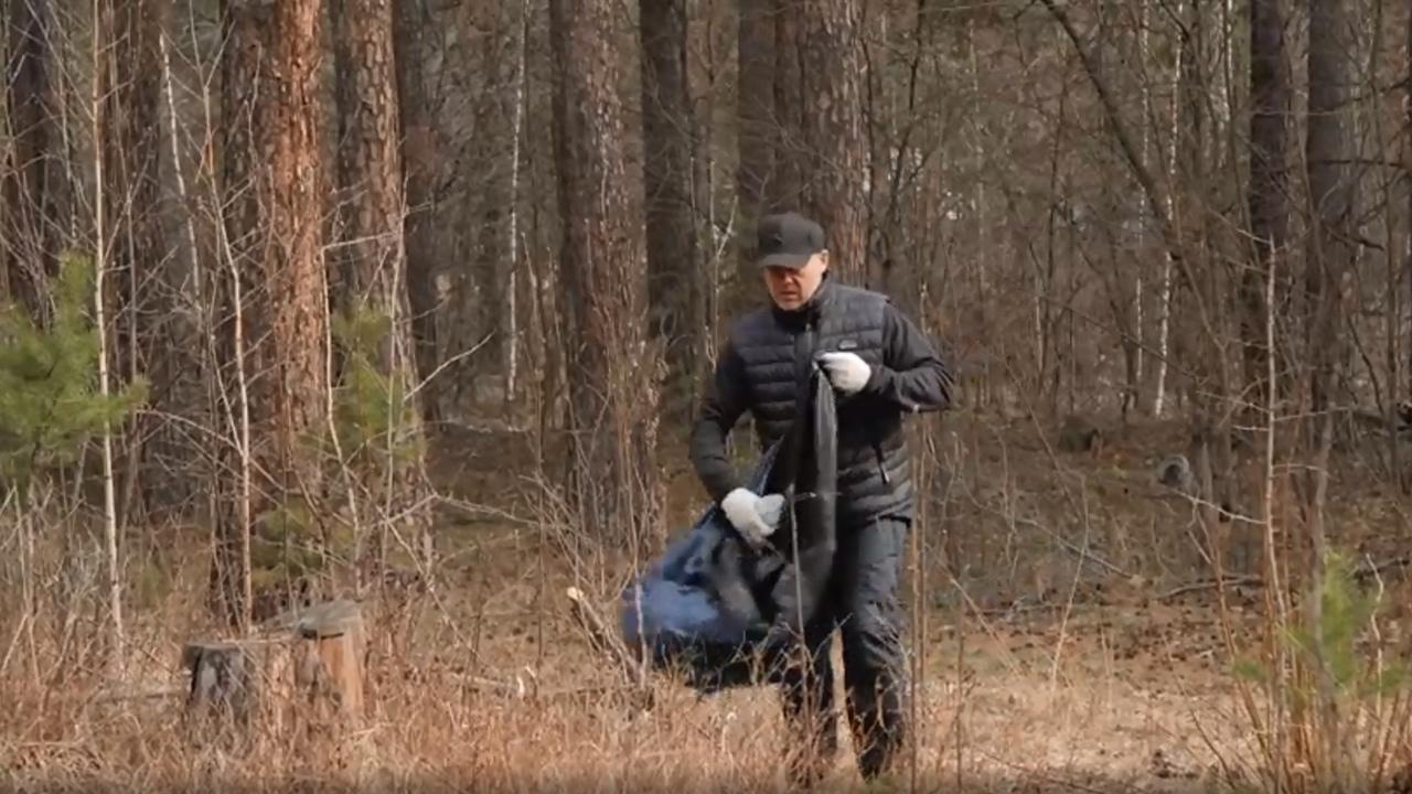 Война с мусором: что нашли волонтеры на субботниках в Челябинской области