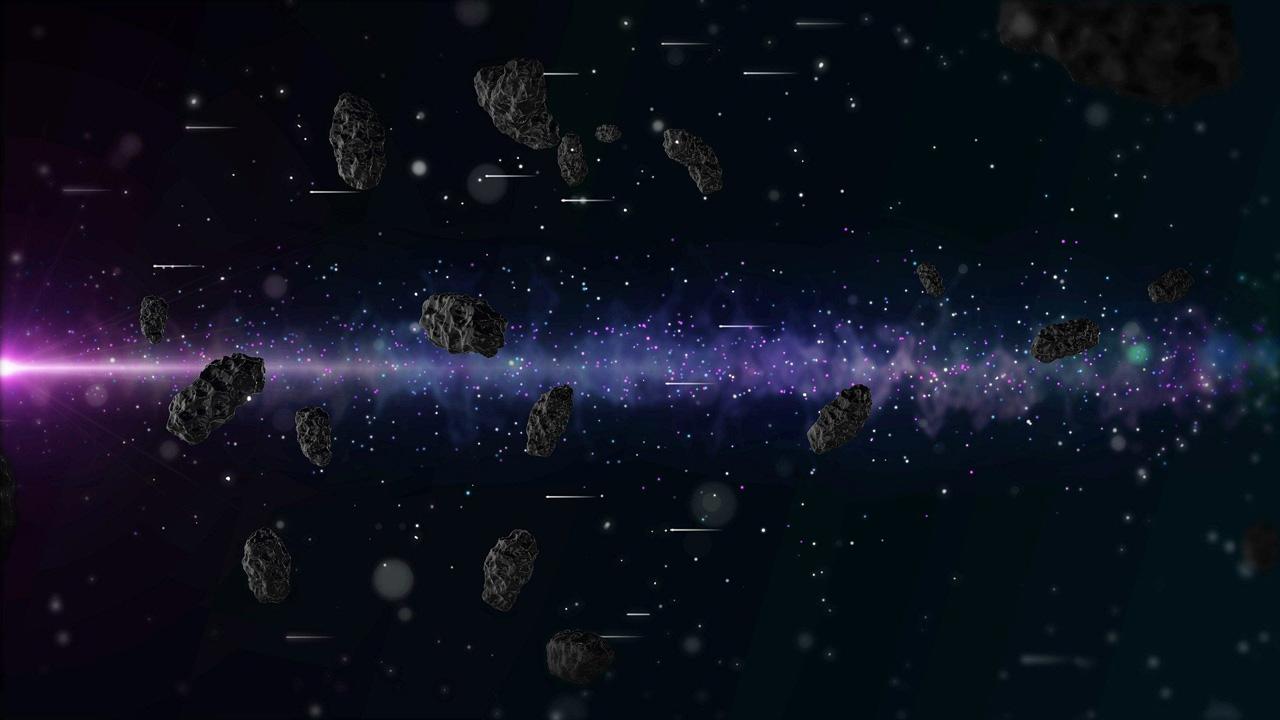 Космическая пыль: на Землю в год падает 5 тысяч тонн микрометеоритов