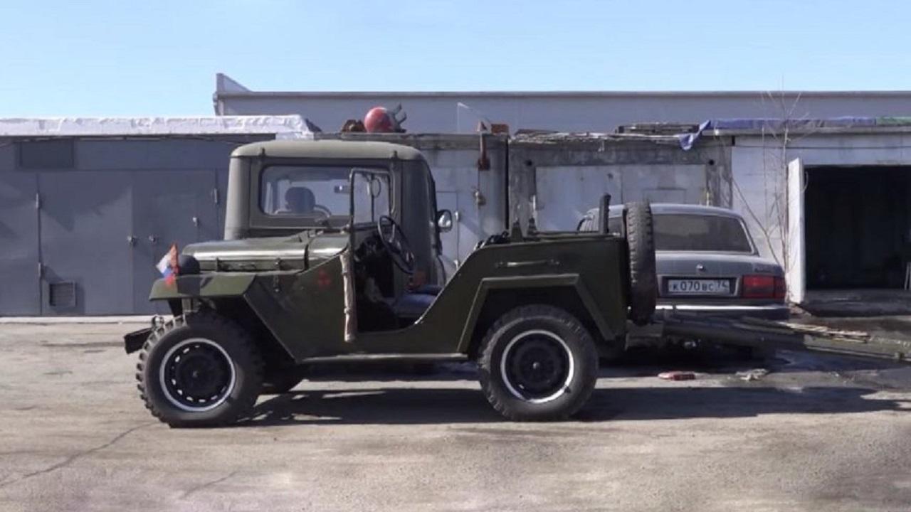 Из ГАЗа в Кабриолет: как житель Челябинска дал вторую жизнь ретроавтомобилям