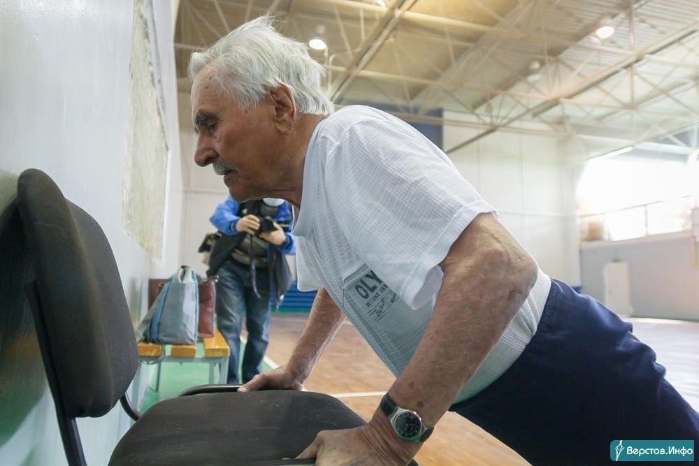 Возраст – не помеха: 94-летний ветеран войны успешно сдал нормы ГТО в Челябинской области