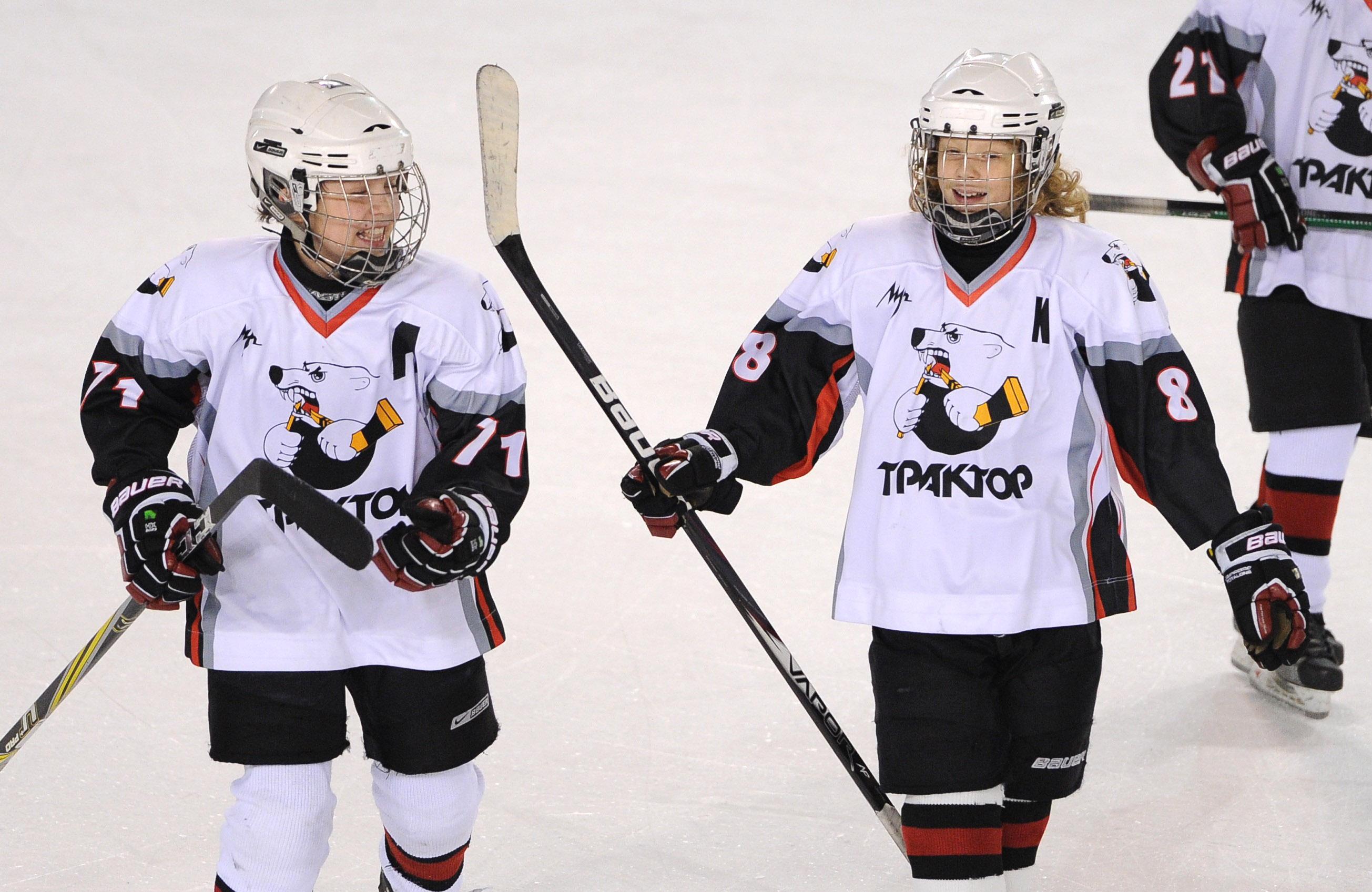 Звезды с пеленок: в хоккейной школе «Трактор» рассказали, как растят чемпионов