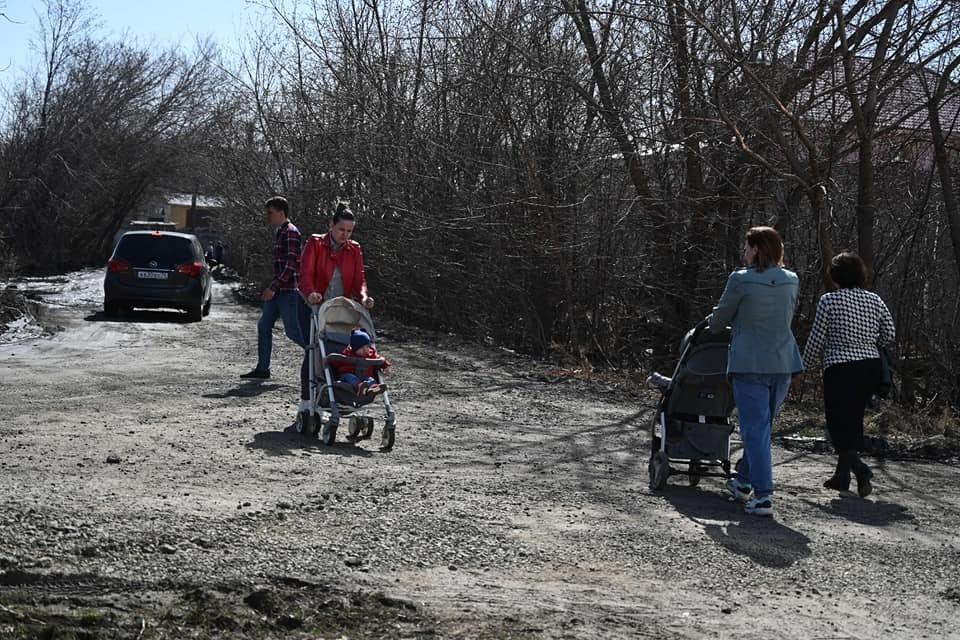 Бездорожье по-челябински: губернатор Текслер проехал по самым проблемным дорогам