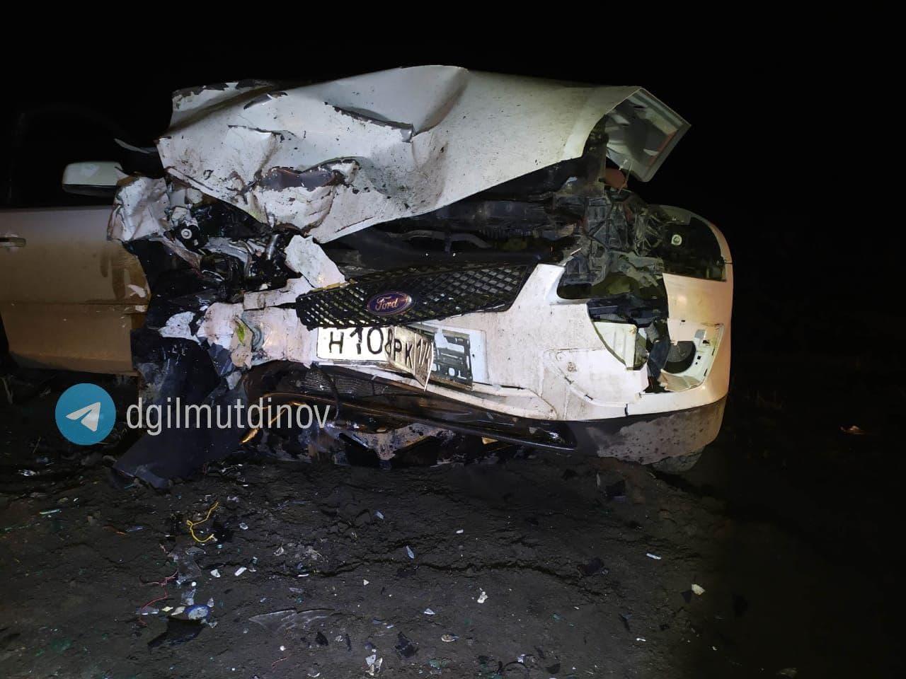 7 раненых: водитель из Челябинской области попал в жуткое ДТП в Башкирии