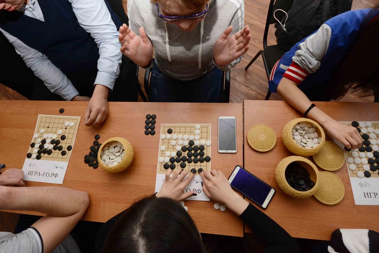 Азиатская головоломка: Челябинск участвует во всероссийском флешмобе по игре ГО