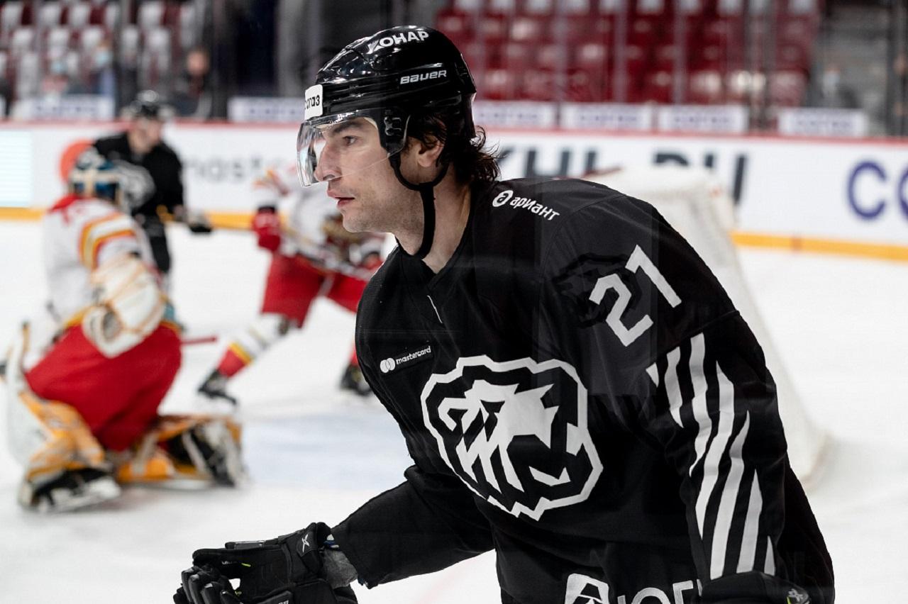 Защитник ХК «Трактор» готовится к ЧМ со сборной Беларуси