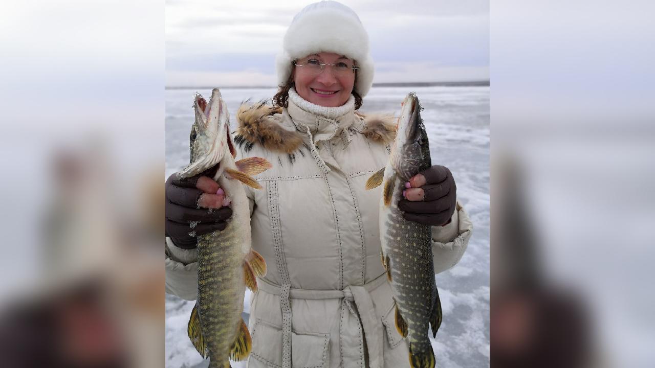 Конец рыбалки: два матерых хищника рассмешили жителей Урала