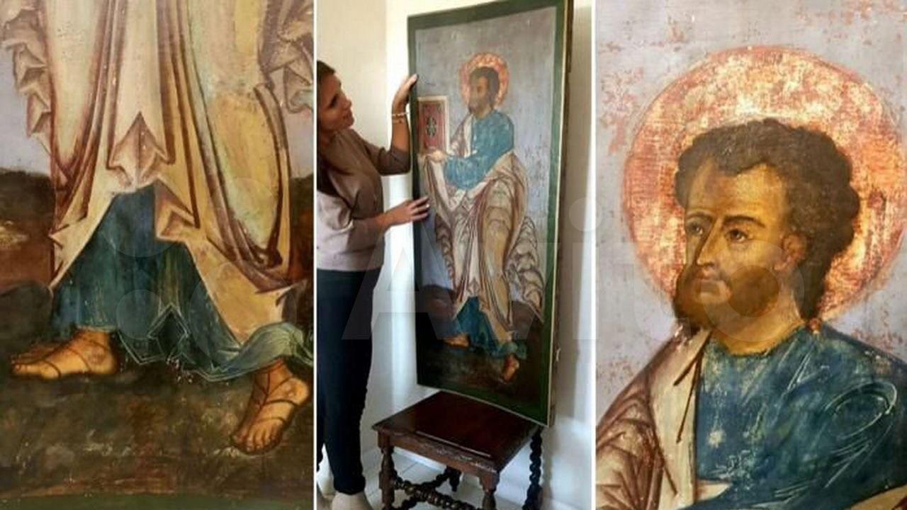 Старинная ценность: в Челябинске за миллионы продают иконы, которым несколько веков