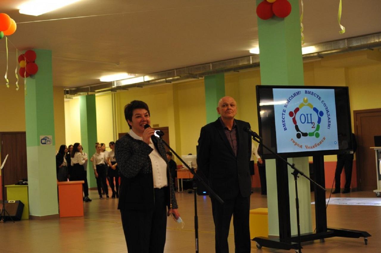 Здоровая еда и эстетика: в Челябинске открылось первое школьное кафе