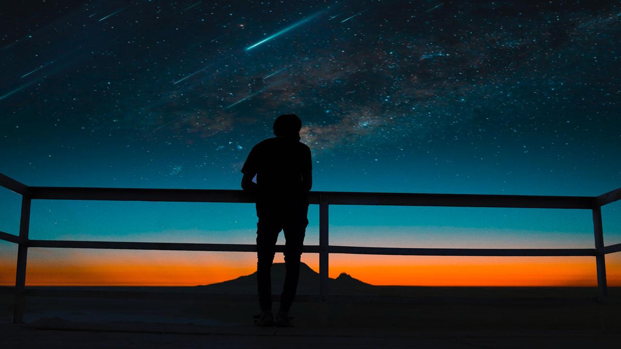 Время загадывать желания: звездопад в мае 2021